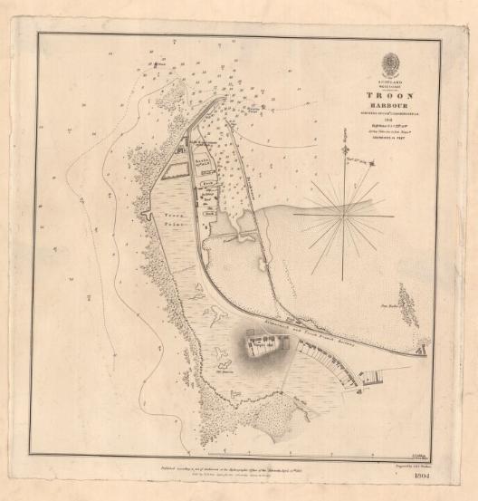 Troon Circa 1790