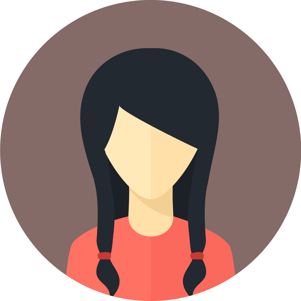flat-faces-icons-circle-woman-1